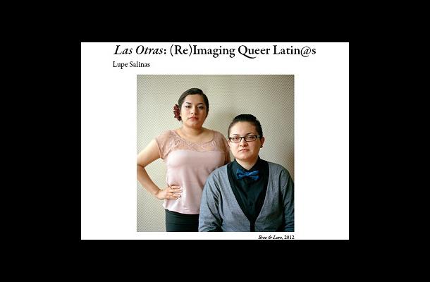 Tisch alumna explores Queer Latinas through photography