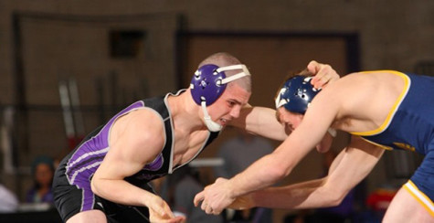 Wrestling team takes on Ursinus, McDaniel with mixed results
