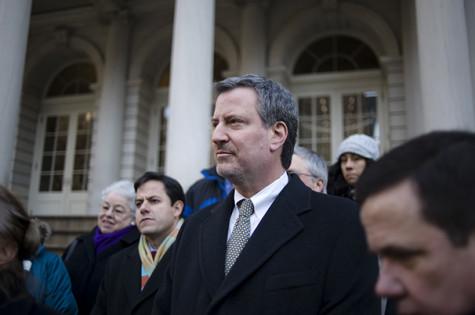 NYU Reacts: De Blasio boycotts St. Pat's parade