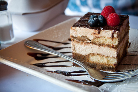 Whip up romantic end to Valentine's Day with tiramisu