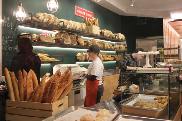 Breads Bakery brings Israeli inspired treats to Union Square