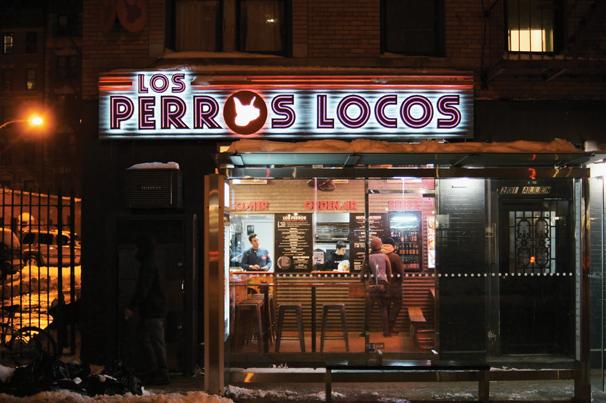 Lower East Side spot serves twist on Colombian street food