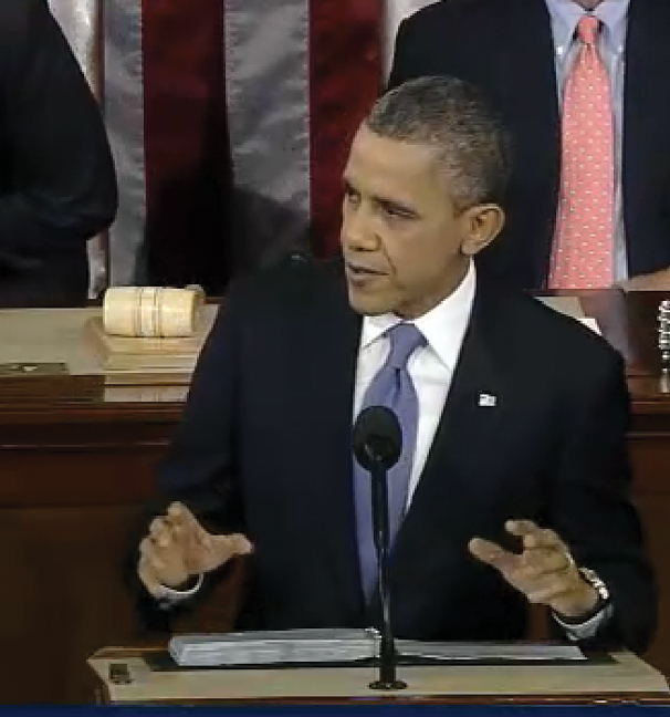Obama sets agenda with State of the Union address
