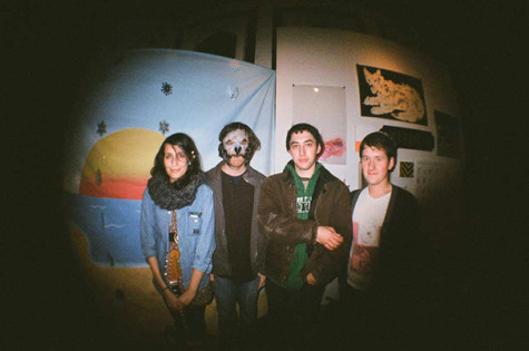 'Real Hair' EP embraces Speedy Ortiz's heavy sound, features dense lyrics