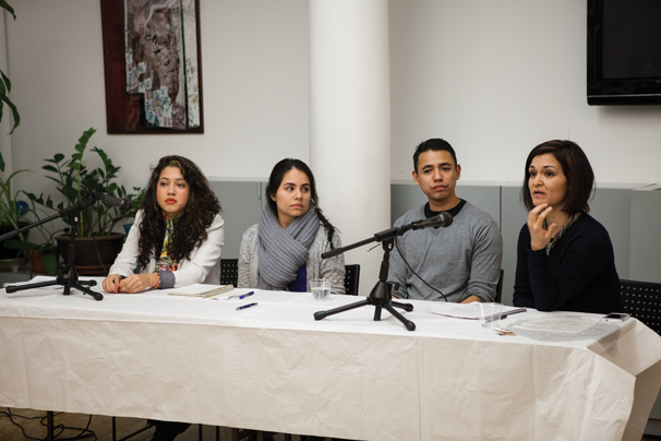 NYU Dream Team discusses education for undocumented youth