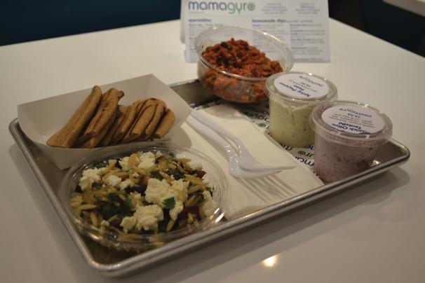 MamaGyro serves homey, healthy fast food
