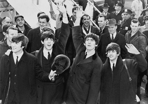 Beatles return to New York City in library exhibition