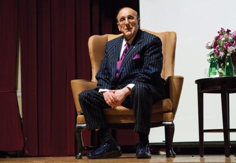 Clive Davis celebrates lifetime of achievements at NYU