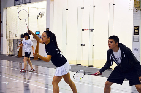 NYUminton hones in on skills before upcoming tournaments