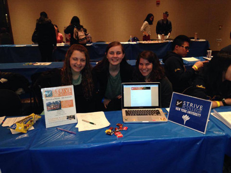Strive for College reaches out to high school students
