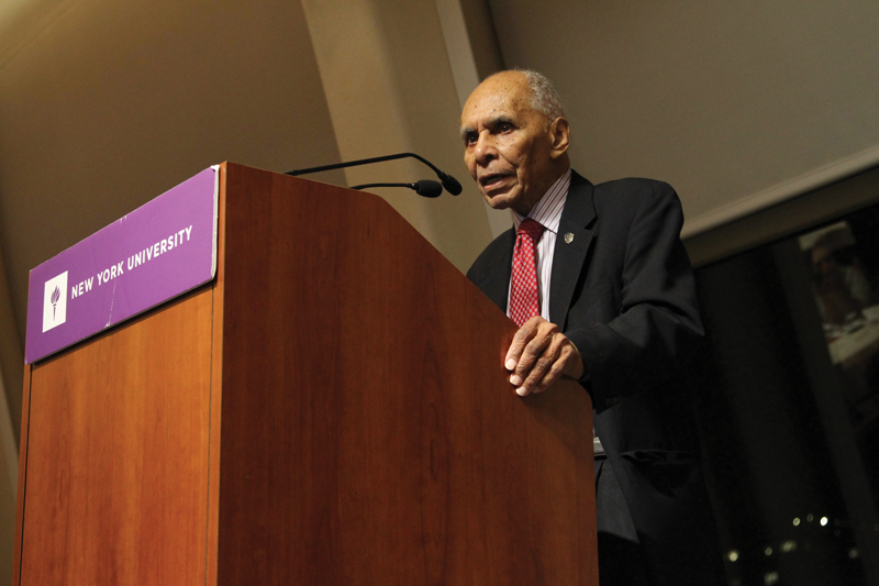 Congressional medalist opens MLK week celebrations