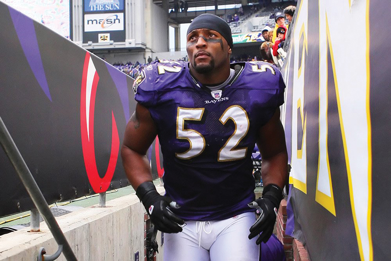 Ray Lewis completes career with Super Bowl victory