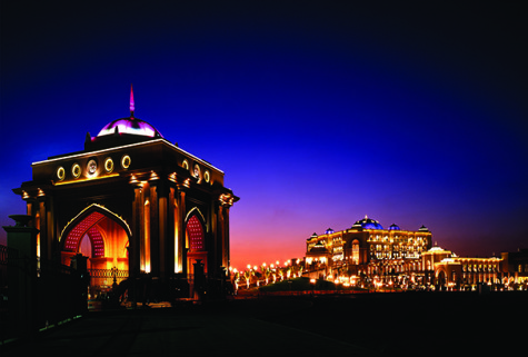 Day Abroad: Abu Dhabi
