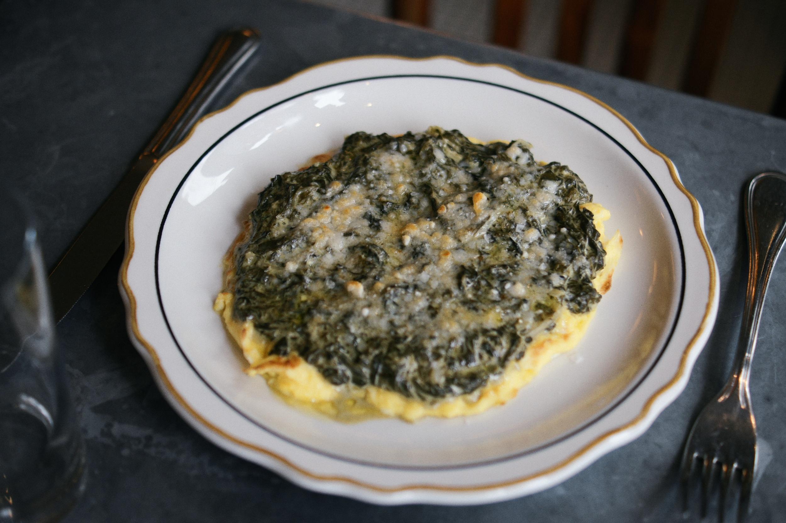 Calliope melds taste of Mediterranean with New York City