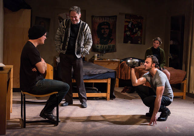 'Collision' explores crucial, intriguing questions