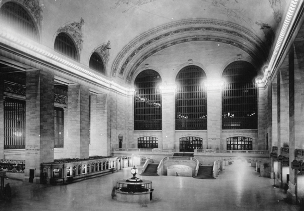 Top 5 mysterious attractions at Grand Central Terminal