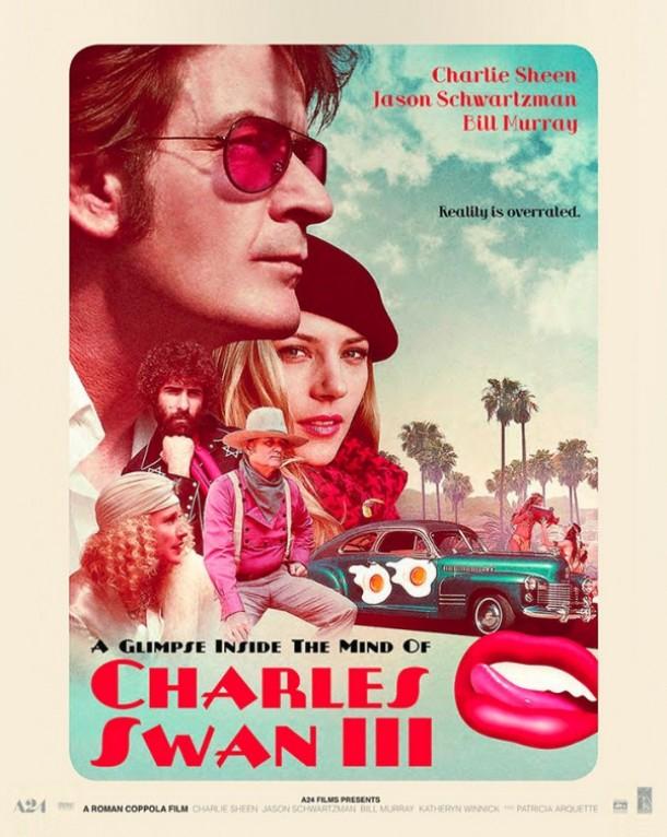 Glimpse inside Sheen's mind too familiar in 'Charles Swan III'