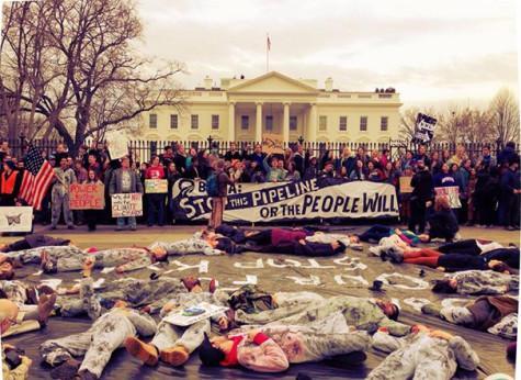 Students split on Keystone pipeline