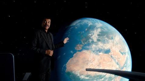 'Cosmos' returns to primetime with a big bang
