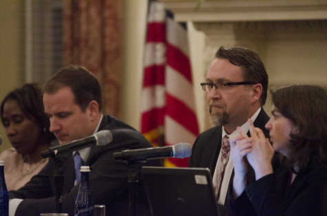 Digital experts discuss cyber security