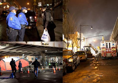 [PHOTOS] Two buildings explode, collapse in East Harlem