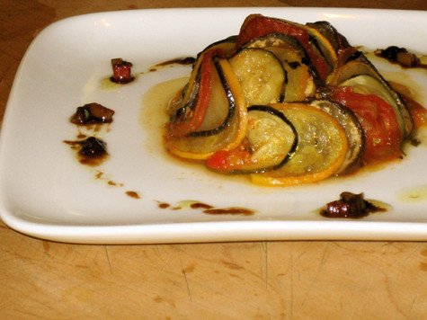 French cooking made easy with ratatouille