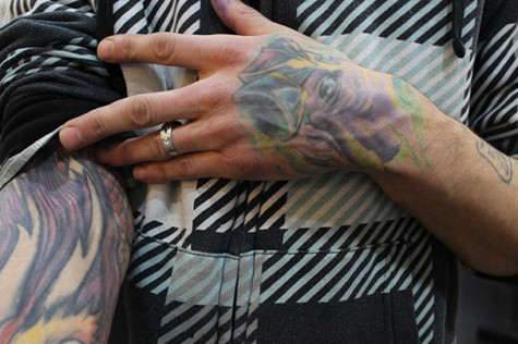 Tattoo trend may lead to permanent disaster