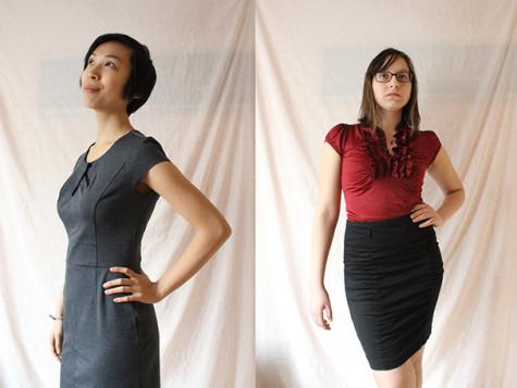 Stylish suggestions to strike balance between trendy, professional