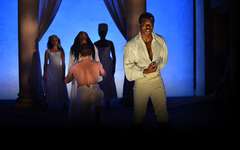 Public Theater presents multi-faceted 'Antony and Cleopatra'