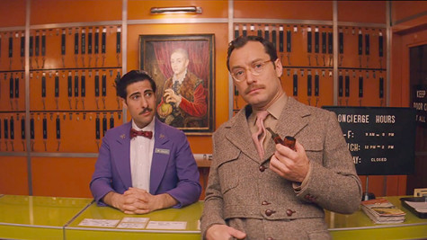 'Grand Budapest Hotel' delivers usual Wes Anderson quirks
