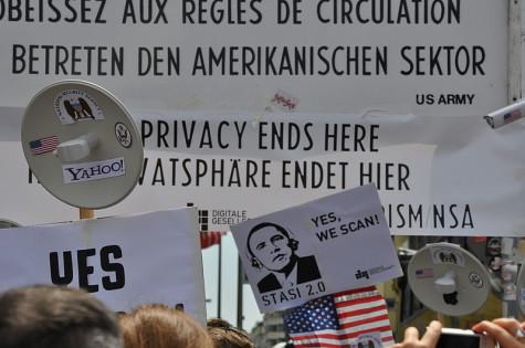 Law professor, Economist editor debate Snowden leaks, right to privacy