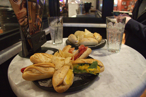 100 Montaditos expands menu to include pricier tapas
