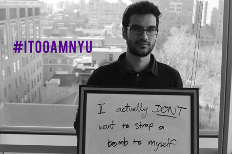 'I, Too, Am NYU' campaign opens racial dialogue