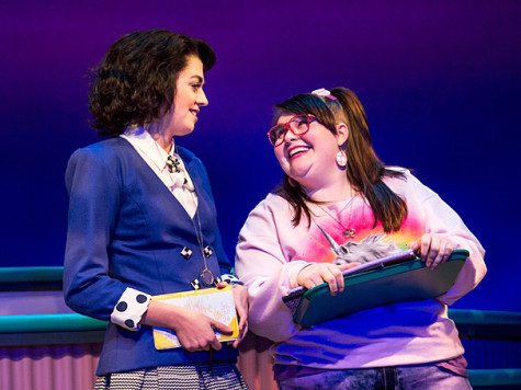 Off Broadway musical 'Heathers' leaves no damage