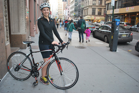 Student to bike across America to support homeless