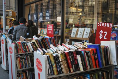 Top 5 shops for finding used books around campus