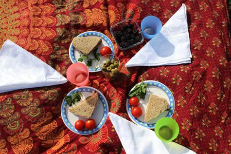 Simple steps to welcome spring with perfect picnic