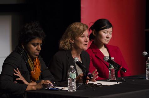 Advocates equate human, labor rights