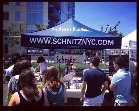 Schnitz transfers from Brooklyn to Manhattan