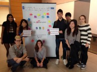 Stern students host interactive campaign for Google on campus