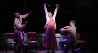 Foster steps Off Broadway in 'Violet'