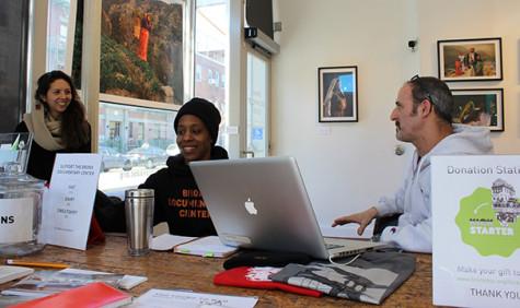 Documentary Center hits Kickstarter goal
