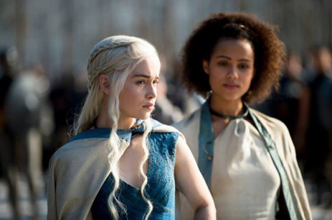 Bigger dragons, higher stakes in 'Game of Thrones' season four