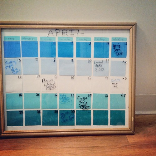 Do it yourself postit calendar washington square news related stories replicate runway looks with simple trendy diy hairstyles solutioingenieria Images