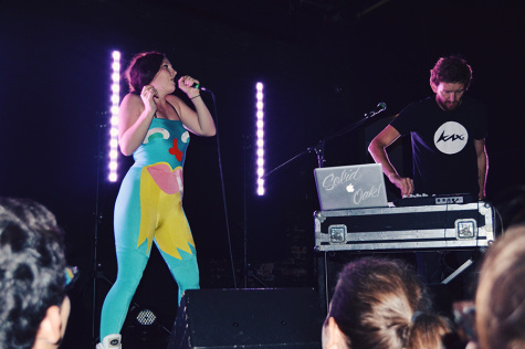 Sylvan Esso plays sold-out show at Bowery