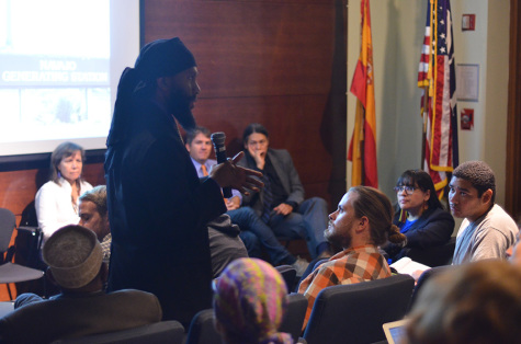 Joint event  spotlights genocide, oppression