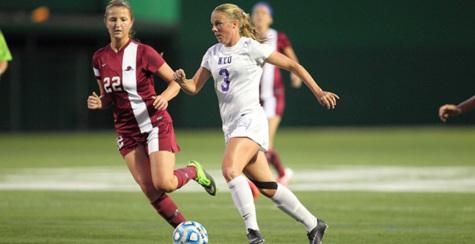 NYU Lady  Violets  score big, win 5-1