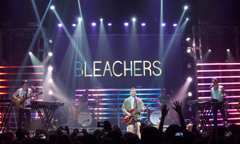 Bleachers captivates crowd at Webster Hall performance