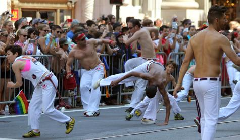 Cultural Immersion — and Shock — through Capoeira