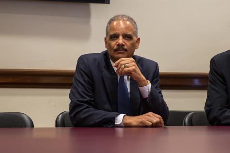 Attorney General visits law school